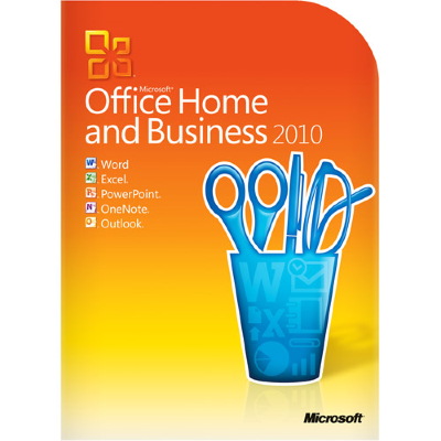 Microsoft Office 2010 Home and Business 32/64-bit Rus ESD / T5D-00415-E