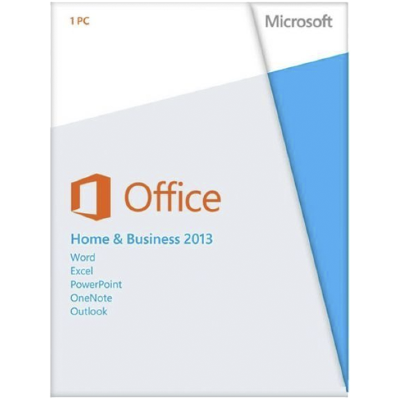 Microsoft Office 2013 Home and Business 32/64-bit Rus ESD / AAA-02689