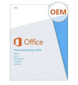 Microsoft Office 2013 Home and Business OEM 32/64 bit Rus