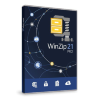 WinZip 21 Pro Upgrade License ML 50-99 [LCWZ21PROMLUGD]