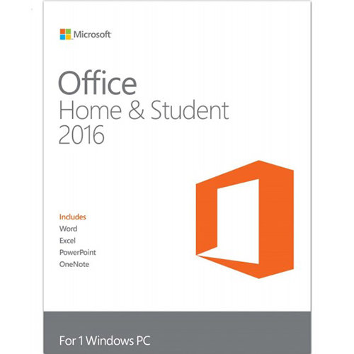 Microsoft Office 2016 Home and Student 32/64-bit Rus ESD / 79G-04288