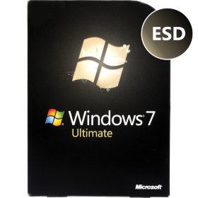 Microsoft Windows 7 Ultimate ESD 32/64 bit Rus