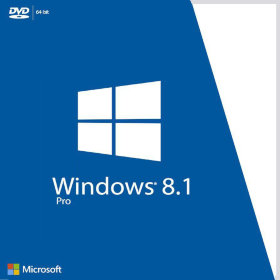 Microsoft Windows 8.1 Professional BOX 32/64 bit RU