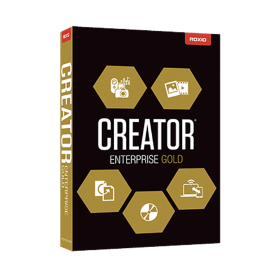 Creator Gold 10 Enterprise License ML 501-2500 [LCRCRG10ML4]