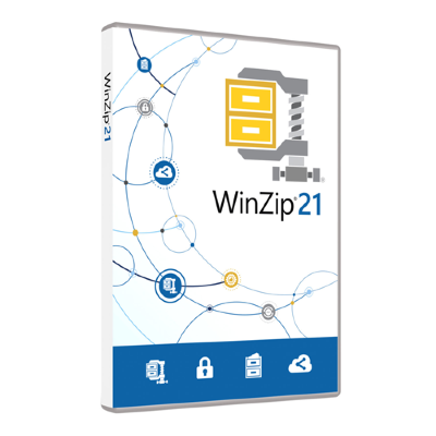 WinZip 21 Standard Upgrade License ML 100000+ [LCWZ21STDMLUGN]