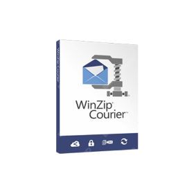 WinZip Courier CorelSure Mnt (1 Yr) ML 25-49 [LCWZCOMLMNT1C]