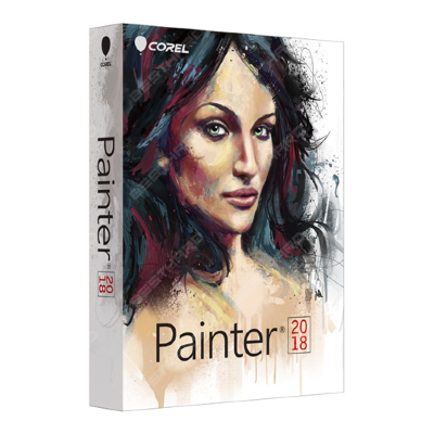Painter 2018 Upgrade License (Single User) [LCPTR2018MUGPCM1]