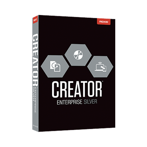 Creator Silver 10 Enterprise License ML 501-2500 [LCRCRS10ML4]