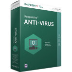 Kaspersky Anti-Virus 2 ПК на 1 год