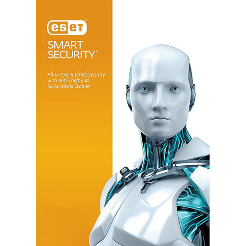 ESET NOD32 Smart Security - лицензия на 3ПК на 2 года / NOD32-ESS-NS(EKEY)-2-1