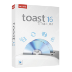 Toast 16 Titanium License 5-50 [LCT16TML1]