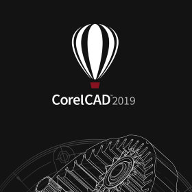 CorelCAD 2019 License PCM ML Single User [LCCCAD2019MLPCM1]