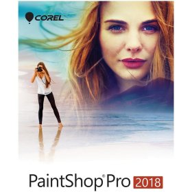 PaintShop Pro 2018 Corporate Edition License 51-250 [LCPSP2018ML3]