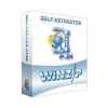 WinZip Self-Extractor 4 License EN 100-199 [LCWZSE4PCE]