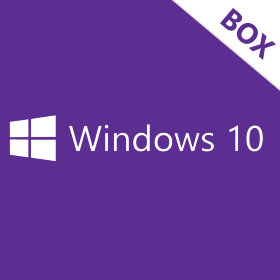 Microsoft Windows 10 Professional BOX 32/64 bit RU