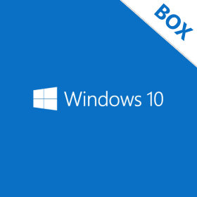 Microsoft Windows 10 Home BOX 32/64 bit