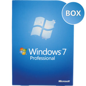 Microsoft Windows 7 Professional BOX 32/64 bit Rus