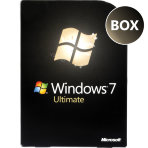 Microsoft Windows 7 Ultimate BOX 32/64 bit RU