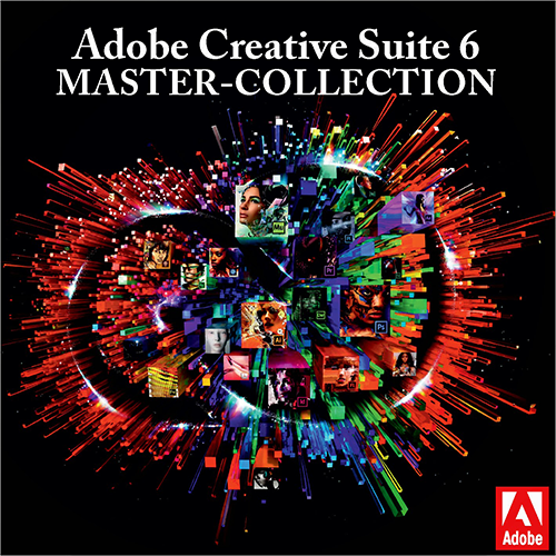 Adobe CS6 Master Collection: Photoshop, Illustrator, InDesign, Acrobat, Fireworks, Premiere, After Effects, Audition для Windows / 65270773BA01A03W